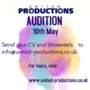 UNITED PRODUCTIONS ANNUAL AUDITION!