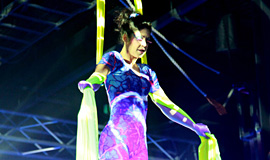 Aerial Silk Act, Corporate event
