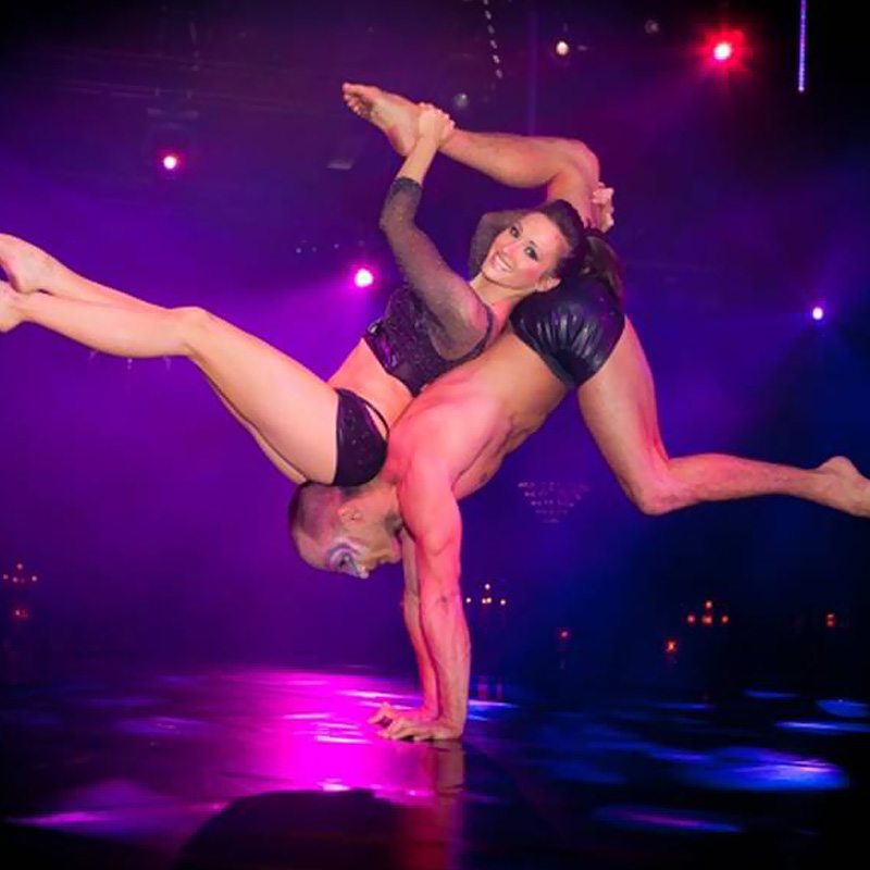 dance-agency Cirque Acts London