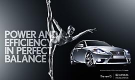 Lexus, TV Commercial