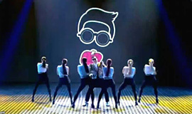 PSY, Britain's Got Talent