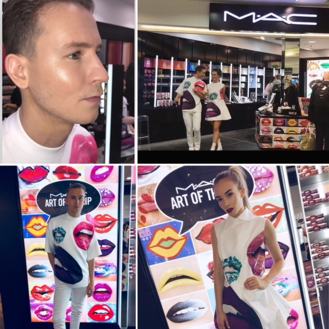 Mac Cosmetics 'Art of the Lip'