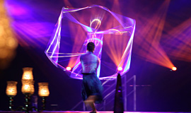 Spinning Cube Act, Corporate Event