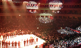 Creative Direction, Royal Albert Hall