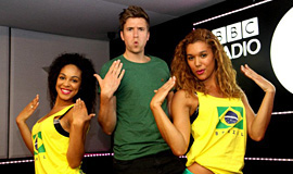 Greg James Goes Brazilian, BBC Radio 1