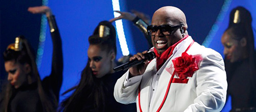 Creative Direction and Choreography, Cee-Lo Green, Brit Awards